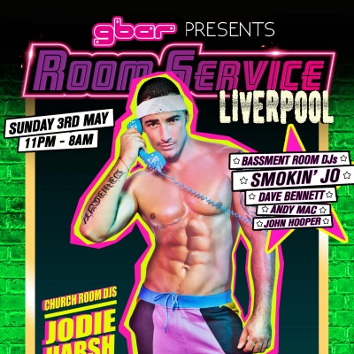 Room Service - With Jodie Harsh & Smokin Jo