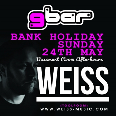 Bank Holiday Sunday - With Weiss