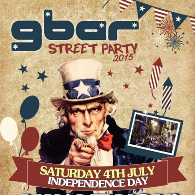 July 4th Street Party